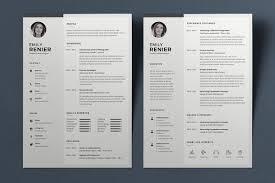 unique resume templates resume cv template professional resume