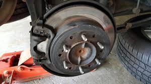 lexus es 350 brakes gx470 rear bearing brake caliper drilled rotors backup camera