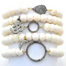stacking bracelets diamond stacking bracelets gold graygold gray