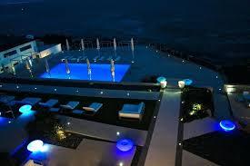lighting around pool deck pool lighting ideas swimming pool lighting design impressive