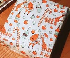 manly wrapping paper you wrapping paper