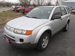 2002 used saturn vue vue fwd manual at speedway auto mall serving