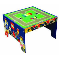 2 In 1 Activity Table Lego Activity Table Large Lego Or Duplo Mega Compatible Fun