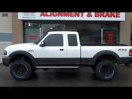 2001 ford ranger suspension lift kit superlift 3 4 lift 2007 ranger 4x4 at dales auto service
