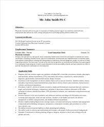 Resume Example Word by Más De 25 Ideas Increíbles Sobre Sample Objective For Resume En