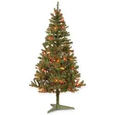 buy easy set up trees from bed bath beyond