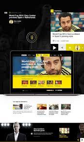 ux bbc homepage