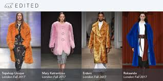 here u0027s what london says on fall 2017 trends edited