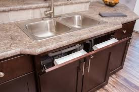 Kitchen Sink Tray Opt Tip Out Trays At Kitchen Sink R Anell Homes