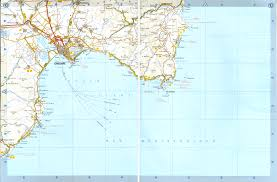 Road Map Of Italy by Road Map To Cagliari Cagliari Is The Capital Of Sardinia And A