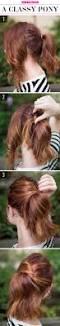 best 25 stylish ponytail ideas on pinterest work hairstyles