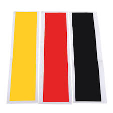 audi germany flag decal sticker picture more detailed picture about set germany