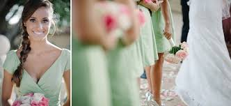 pale pink and mint green florida wedding every last detail