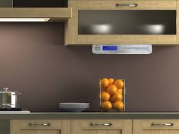 kitchen clock radio under cabinet coffee table under cabinet kitchen radio player adorable slim