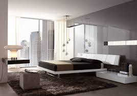 tapis chambre a coucher plafonds faux plafond blanc suspensions élégantes chambre coucher