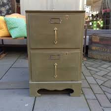 Yellow Metal Filing Cabinet File Cabinets Interesting Vintage Metal File Cabinet Antique