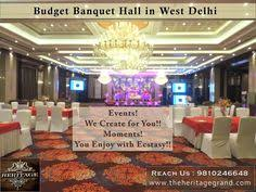 affordable banquet halls budget banquet in delhi makes excited wedding event make