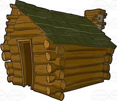 log cabin fireplace clip art clipart a fireplace in a clipartix
