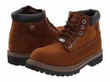 Skechers Comfort Construction Skechers Suede Solid Boots For Men Ebay