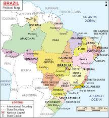 map of brazil maps of brazil bizbilla