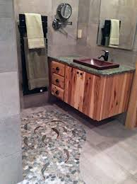 decorative ceramic tile trout made trout shower tiles for