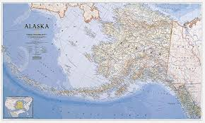 Us Zip Code Map by Alaska National Geographic Map Free Maps Globe Globes Geo