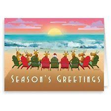 tropical christmas cards christmas cards ebay
