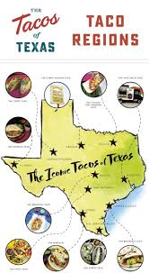 Midland Texas Map Two Tejanos Went On Journey To Find The Best Tacos In Texas