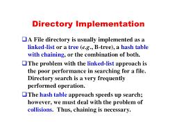 Hash Table Implementation File Implementation