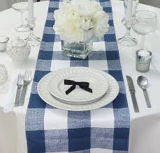 Navy Blue Table L 60 Best Table Runners By Appleberry Attic Images On Pinterest