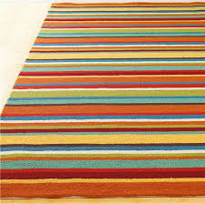 Yellow And Blue Outdoor Rug 10 Rectangular Striped Rugs For Your Living Room Furniture