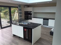 fantasy black granite in the kitchen bespoke surfaces