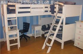 Three Person Bunk Bed Best Bunk Beds