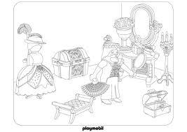 coloriage de chambre de fille coloriage de playmobil fille a colorier