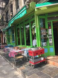 east village staple esperanto boasts vibrant outdoor seating area