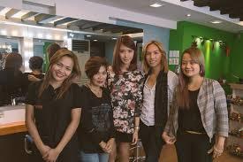 korean hair salons in manila status hair salon treatment and trim tricia will go places