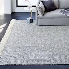 tweed flatweave dhurrie rug west elm