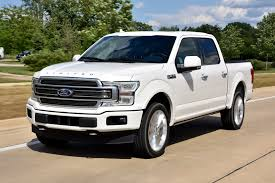 ford electric truck 2018 ford f 150 first drive review so good you won u0027t even notice