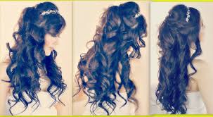prom hairstyles for long hair down curly hairstyle picture magz