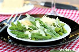3 tasty new ways to serve asparagus this thanksgiving
