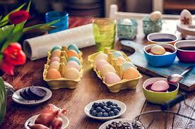 how to make easter eggs naturally dyeing easter eggs homemade dye recipes for easter eggs