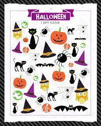 free printable halloween trivia games halloween i spy printable lil u0027 luna