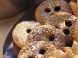 drei augen german shortbread sandwich cookies recipe food network