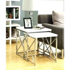 crate and barrel nesting tables crate and barrel monarch table monarch round dining table livepost co