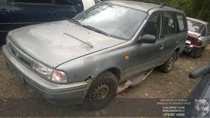 nissan sunny 1994 подержанные автозапчасти запчасти
