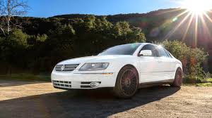 modified bentley modified vw phaeton review the 20k bentley youtube