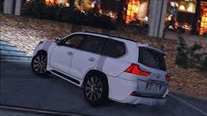 lexus 570 car 2016 2016 lexus lx 570 add on replace gta5 mods com