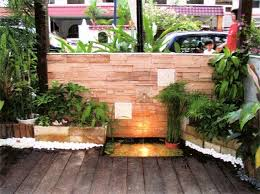 Backyard Feature Wall Ideas 13 Best Garden Feature Wall Images On Pinterest Garden Features