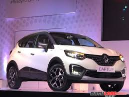 new renault captur 2017 new renault captur facelift showcased at 2017 geneva motor show