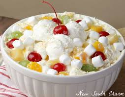 ambrosia salad new south charm